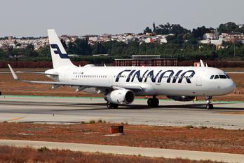 OH-LZS - Finnair Airbus A321