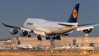 #2 Lufthansa Boeing 747-8 D-ABYN taken by Jan Damrath