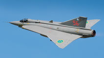 SE-DXR - Swedish Air Force Historic Flight SAAB J 35J Draken aircraft