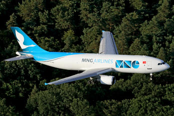 TC-MCD - MNG Airlines Airbus A300F