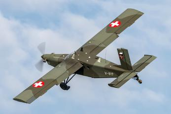 V-617 - Switzerland - Air Force Pilatus PC-6 Porter (all models)