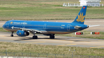 VN-A615 - Vietnam Airlines Airbus A321