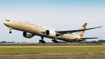 A6-ETA - Etihad Airways Boeing 777-300ER aircraft