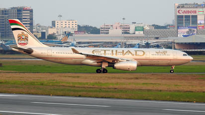 A6-EYJ - Etihad Airways Airbus A330-200