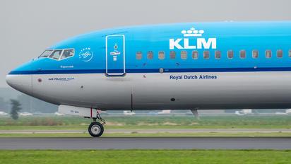 PH-BCD - KLM Boeing 737-800