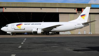 G-NPTZ - West Atlantic Boeing 737-400SF