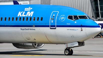 PH-BXG - KLM Boeing 737-800