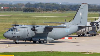 07 - Lithuania - Air Force Alenia Aermacchi C-27J Spartan