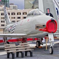 135883 - USA - Marine Corps North American FJ-3 Fury