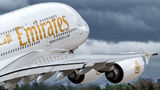 #4 Emirates Airlines Airbus A380 A6-EUB taken by Jan Damrath