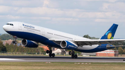 9XR-WP - RwandAir Airbus A330-300