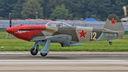 #4 Private Yakovlev Yak-3U OK-SAL12 taken by Piotr Gryzowski