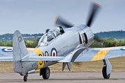 G-CHFP - The Fighter Collection Hawker Sea Fury T.20 aircraft
