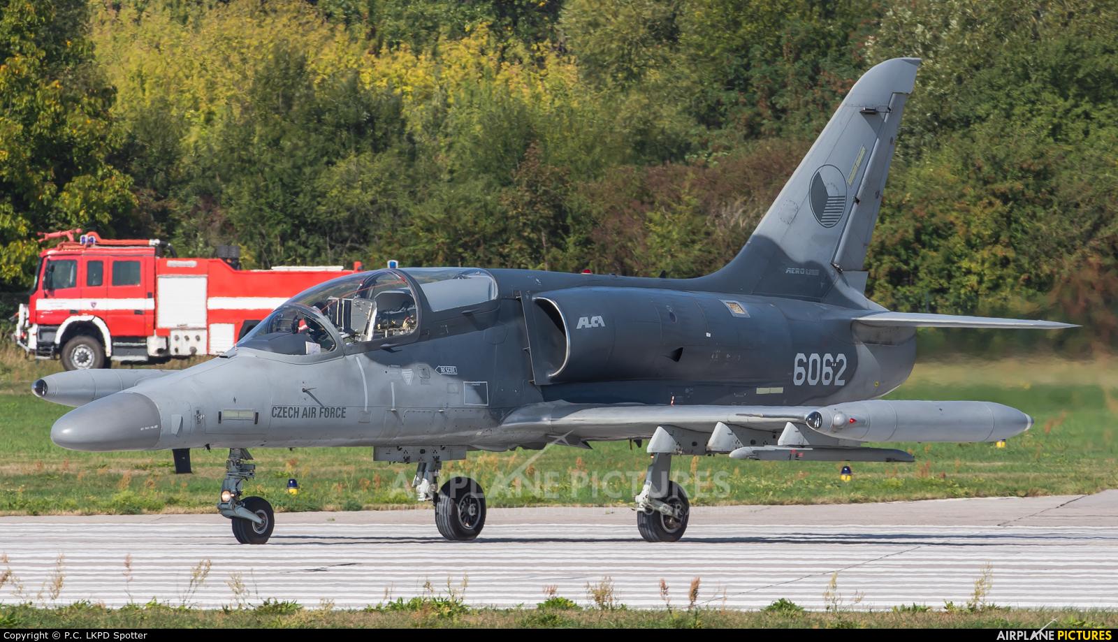 Czech - Air Force 6062 aircraft at Pardubice