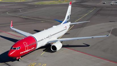 EI-FVP - Norwegian Air International Boeing 737-800