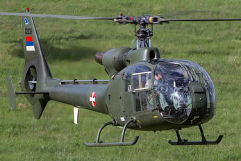 12836 - Serbia - Air Force Aerospatiale SA-341 / 342 Gazelle (all models)