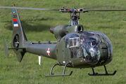 12836 - Serbia - Air Force Aerospatiale SA-341 / 342 Gazelle (all models) aircraft