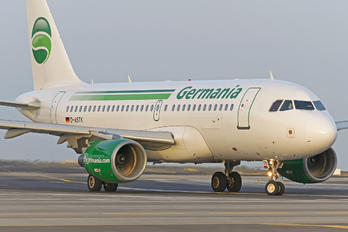 D-ASTK - Germania Airbus A319