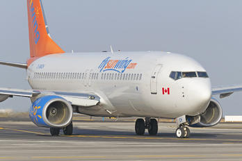 C-GNCH - Sunwing Airlines Boeing 737-800