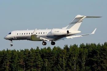 T7-AVD - Private Bombardier BD-700 Global Express