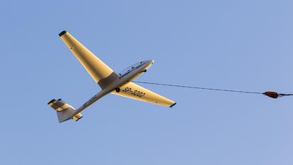 SP-3202 - Aeroklub Warszawski PZL SZD-50 Puchacz
