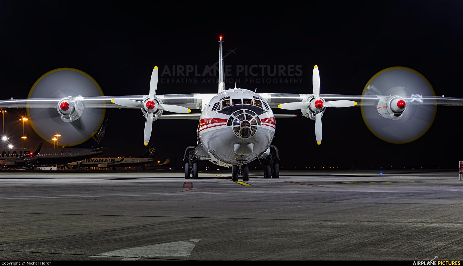 Ukraine Air Alliance UR-CGW aircraft at Dublin