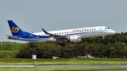 B-16828 - Mandarin Airlines Embraer ERJ-190 (190-100)