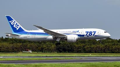 JA806A - ANA - All Nippon Airways Boeing 787-8 Dreamliner