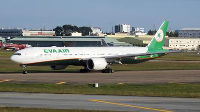 B-16739 - Eva Air Boeing 777-300ER