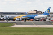 Embraer 190 E2 visited Manchester title=