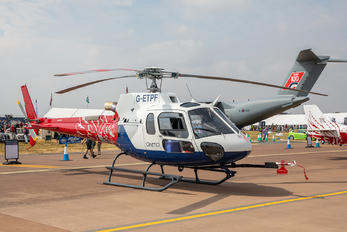 G-ETPF - QinetiQ Airbus Helicopters H125