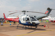 G-ETPF - QinetiQ Airbus Helicopters H125 aircraft