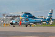 JA110E - Nagano Police Eurocopter AS365 Dauphin 2 aircraft