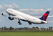 N808NW - Delta Air Lines Airbus A330-200 aircraft