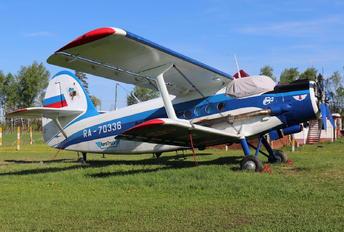 RA-70336 - Private Antonov An-2