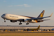 N312UP - UPS - United Parcel Service Boeing 767-300 aircraft