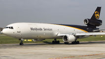 N260UP - UPS - United Parcel Service McDonnell Douglas MD-11F aircraft