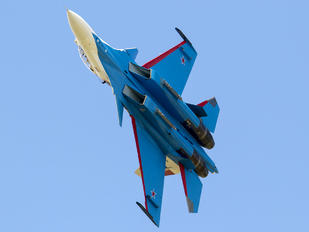"RF-81721 - Russia - Air Force ""Russian Knights"" Sukhoi Su-30SM"