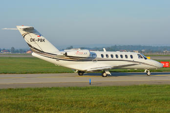OK-PBK - Queen Air Cessna 525B Citation CJ3