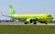 VQ-BCK - S7 Airlines Airbus A320 NEO aircraft