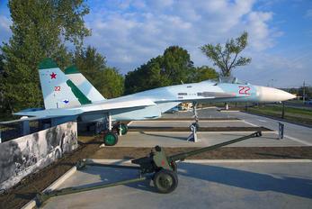 22 - Russia - Air Force Sukhoi Su-27P