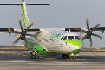 EC-MYT - Binter Canarias ATR 72 (all models)