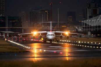EI-RJW - Air France - Cityjet British Aerospace BAe 146-200/Avro RJ85