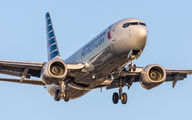 N878NN - American Airlines Boeing 737-800 aircraft