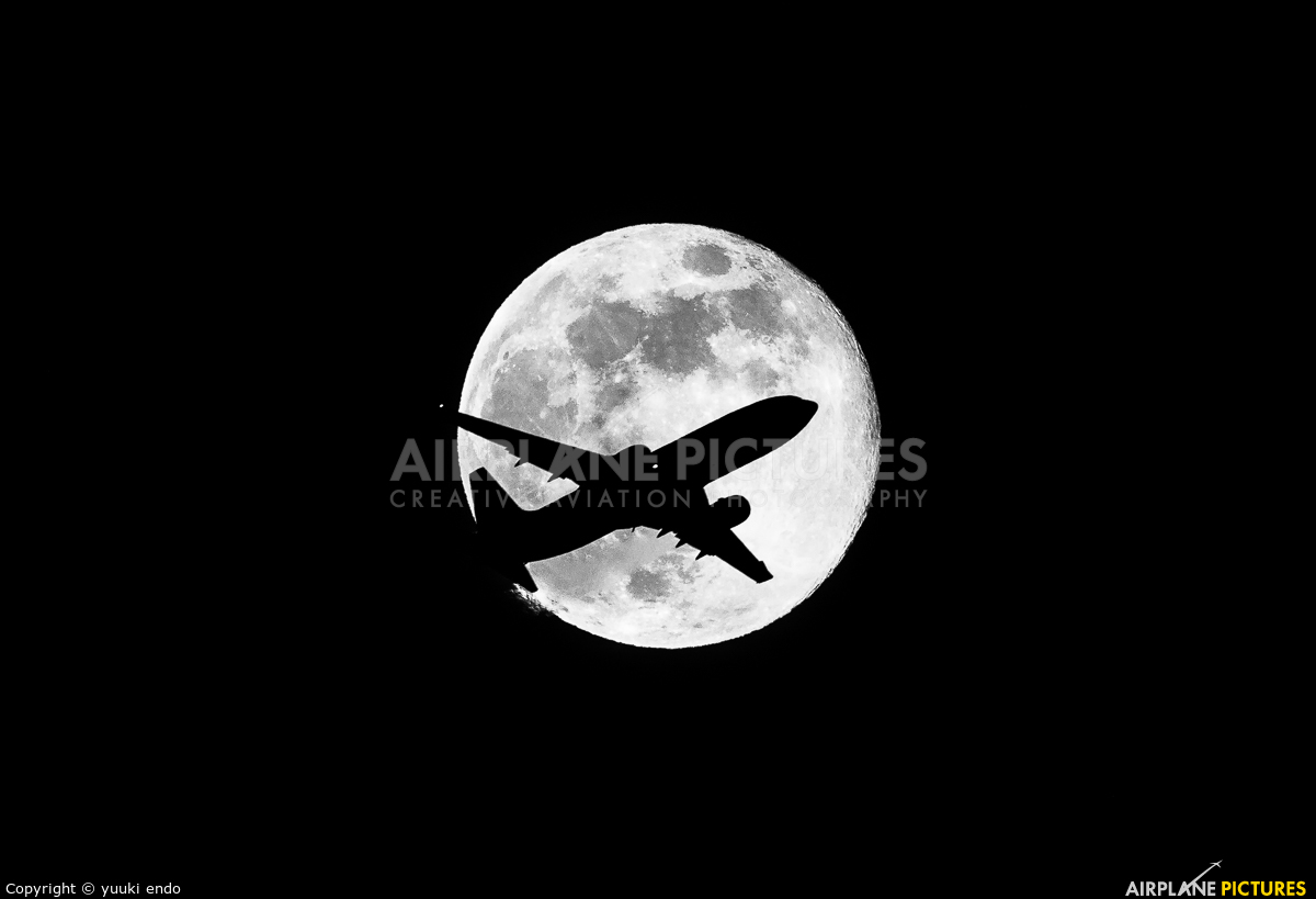 ANA - All Nippon Airways JA66AN aircraft at Off Airport - Japan
