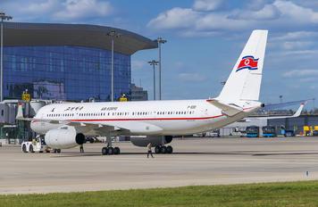 P-633 - Air Koryo Tupolev Tu-204