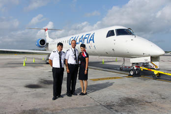 XA-TBY - Calafia Airlines - Aviation Glamour - People, Pilot