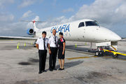 XA-TBY - Calafia Airlines - Aviation Glamour - People, Pilot aircraft