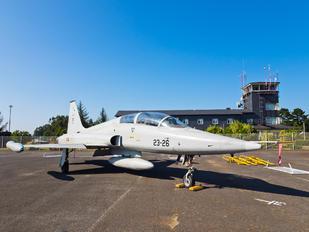 AE.9-018 - Spain - Air Force CASA-Northrop  SF-5B(M) Freedom Fighter