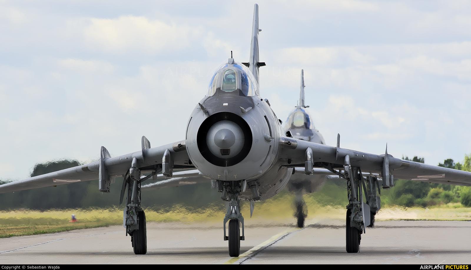 Poland - Air Force 8309 aircraft at Świdwin